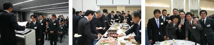 平成27年 永年勤続表彰式が行われました